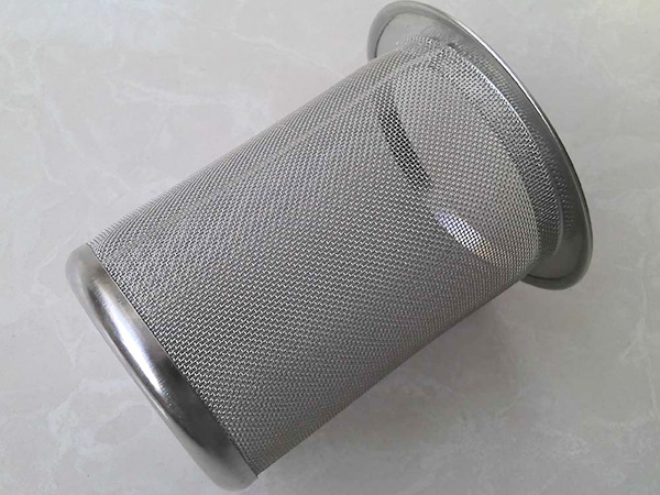 Stainless Steel Screen Tube